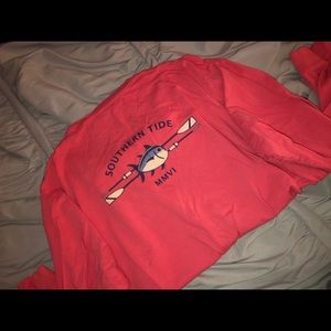 Southern tide long sleeve T-shirt